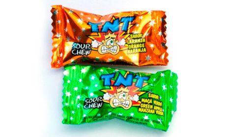TNT Sour Chews