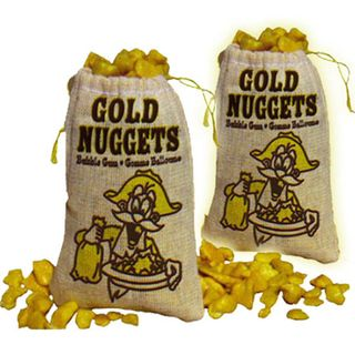 Gold Nugget Bubblegum