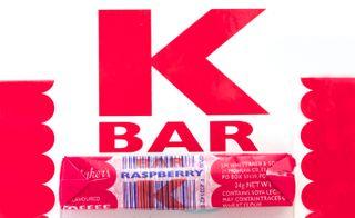 K-BAR RASPBERRY