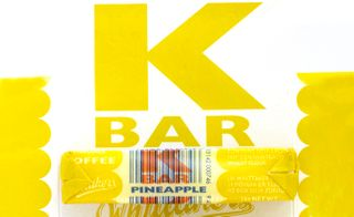 K-BAR PINEAPPLE