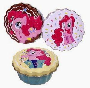 Pinkie Pie Party Cupcake Tins