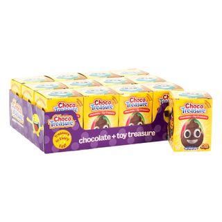Emoji Poo Eggs