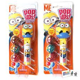 Pop Up Minions