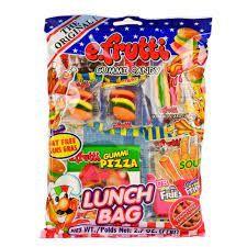 Efrutti Gummy Lunch Bag