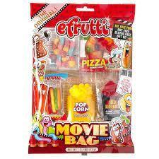 Efrutti Gummy Movie Bag