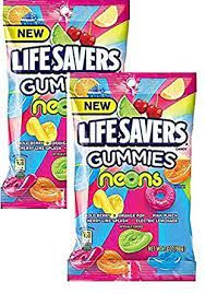 LifeSavers Neon Gummies