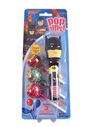 Pop Ups Justice League