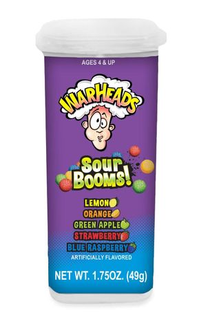 Warheads Sour Boom Chews