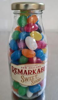 Mini Milk Bottles - Jelly Beans