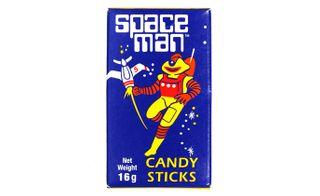Spacemen Candy Sticks