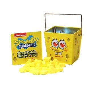 SpongeBob Great Catch Sour Tins