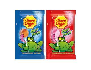 Chupa Chups Dip&Lick Strawberry/Coke