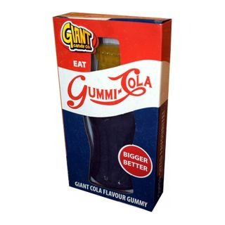 Giant Bigger Better Gummi Cola 800g