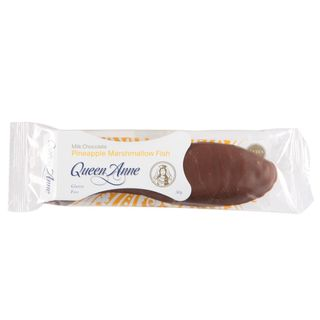 Queen Anne Chocolate Fish Pineapple 50g