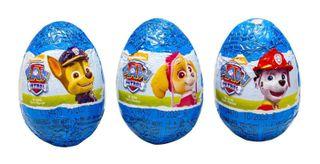 Paw Patrol Milk Chocolate Surprise Egg