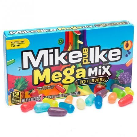 Mike and Ike Mega Mix Theatre Box