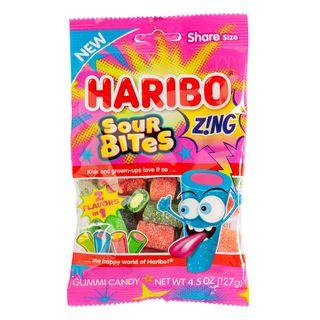 Haribo Zing Sour Bites