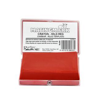 MATINGMARK Crayon - Mild Red
