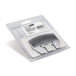 LANATI 20 Tooth Straight Comb