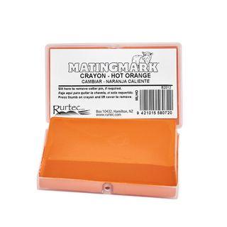 MATINGMARK Crayon - Hot Orange