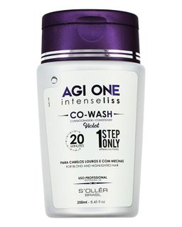 AGI ONE Co Wash Violet 250ml