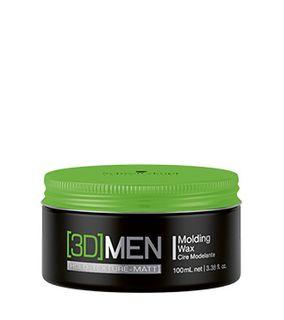 [3D] Men Moulding Wax Medium Hold 100ml