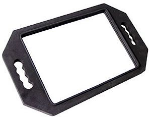 Mirror Rectangle Foam Back