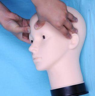 M/Quin Head Female SoftHead MA63S