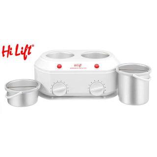 Hi Lift Twin Wax Pot 1Litre/500ml