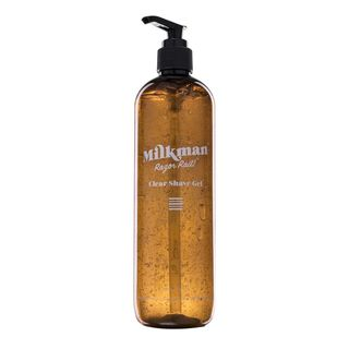 Milkman Clear Shave Gel (SoapFree)