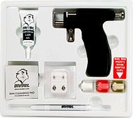 Ear Piercing Stud Gun White