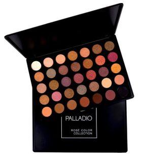 Palladio Eyeshadow Palette Rose