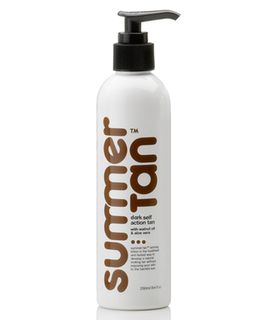Mancine Summer Tan Lotion DARK 250ml