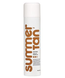 Mancine Summer Tan Aerosol Spray