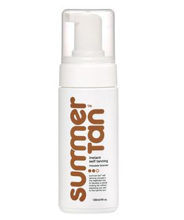 Mancine Summer Tan Mousse 120ml