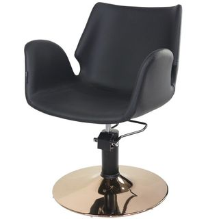 Belle Styling Chair Black