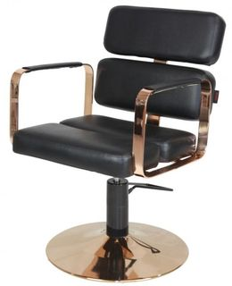 Goldie Styling Chair Black