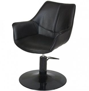 Kate Styling Chair Black