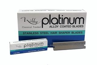 Razor Blades Nikky Platinum Pkt 5