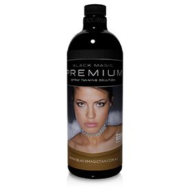 Blk Magic Premium Tan 1litre
