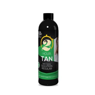 Blk Magic 2Hour Tan Dark 125ml