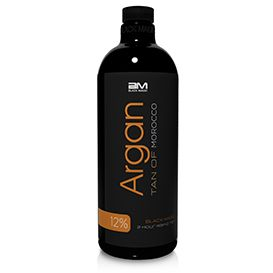 Blk Magic Argan Tan 12% 1Litre