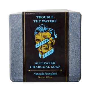 Modern Pirate ActivateCharcoal Soap(D)