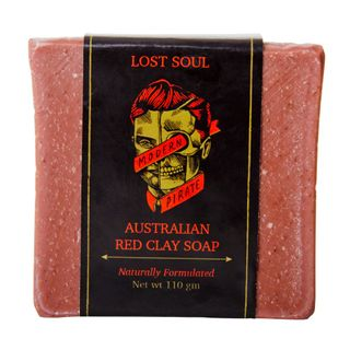 Modern Pirate Aus Red Clay Soap(D)