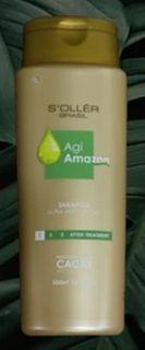 AGI Amazon Shampoo 500ml