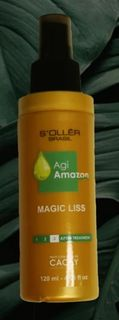 AGI Amazon Magic Liss Spray 120ml