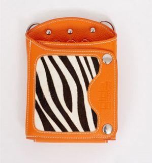 Scissor Wallet 2Pair Black