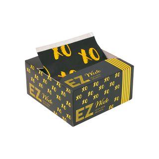 EZ Foil PopUp WIDE XO Gold 500 Sheets