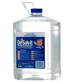 DE-SOLV-IT Spray 4lt
