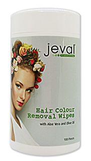Jeval Colour Wipes Tub 100
